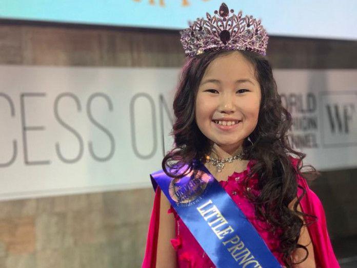 Юная якутянка Зоя Дмитриева выиграла гран-при конкурса «Start Up»