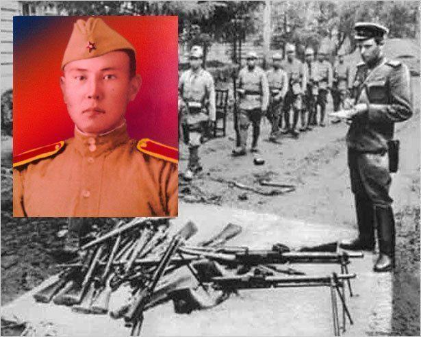 Полковая разведка Николая Афанасьева