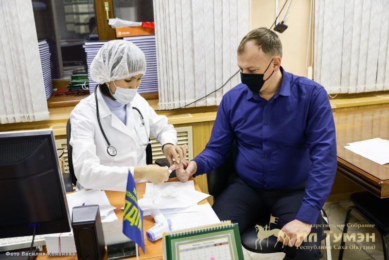 Массовая  вакцинация  от Covid-19