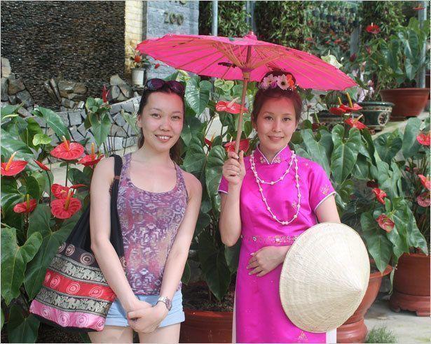 Солнечный Вьетнам  Как отдохнуть молодым на курорте для бабушек?