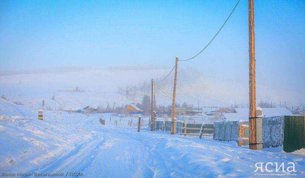 Жители села Табаги просят установить теплую остановку