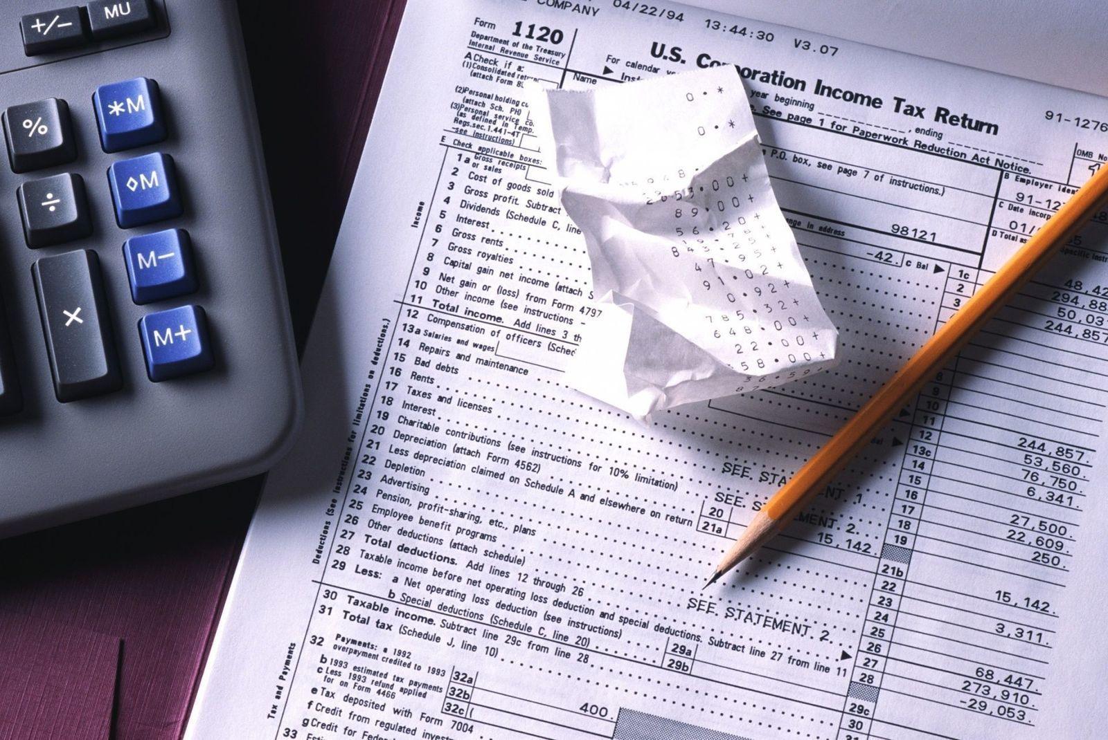 Сроки уплаты имущественных налогов