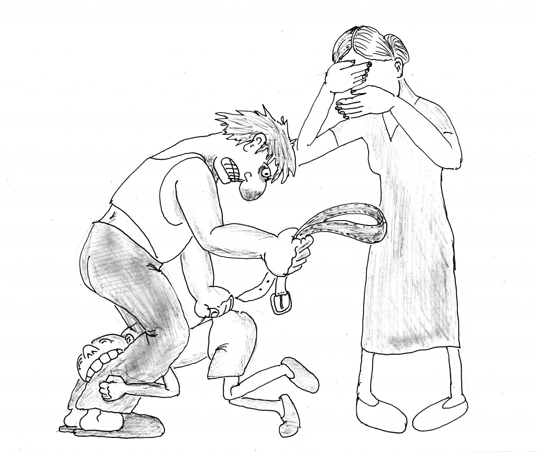 Отчим и дети: почему матери молчат?