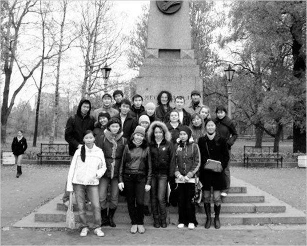Молодежь Якутии в Питере – «Сайдыы»