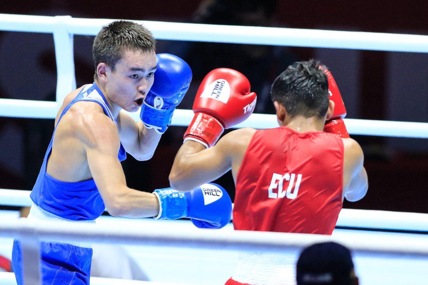 Василий Егоров выступит за золото чемпионата России по боксу