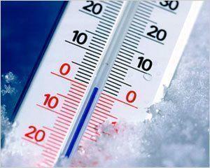 Февраль будет теплее, чем обычно