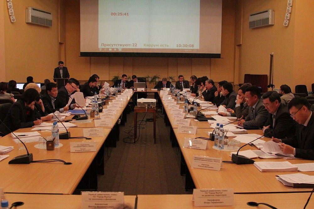 Десятая сессия столичных парламентариев