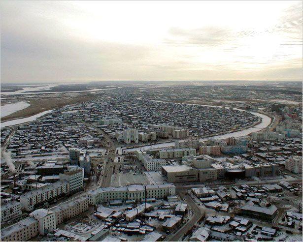 Якутск может остаться без воды