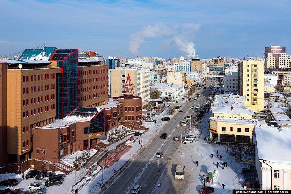 Жителям Якутска дали возможность задать вопрос правительству Якутии