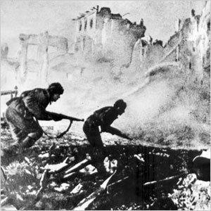 Якутяне - Герои Сталинграда