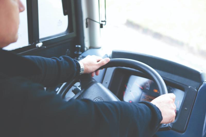 Городу требуются водители автобусов
