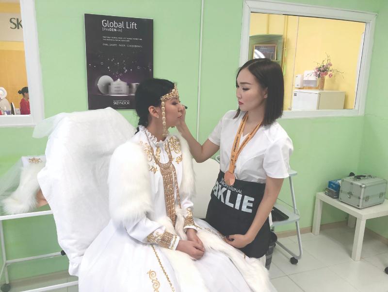 ЛОКОМОТИВ РАЗВИТИЯ.  Как Якутский медколледж готовится к чемпионату WorldSkills