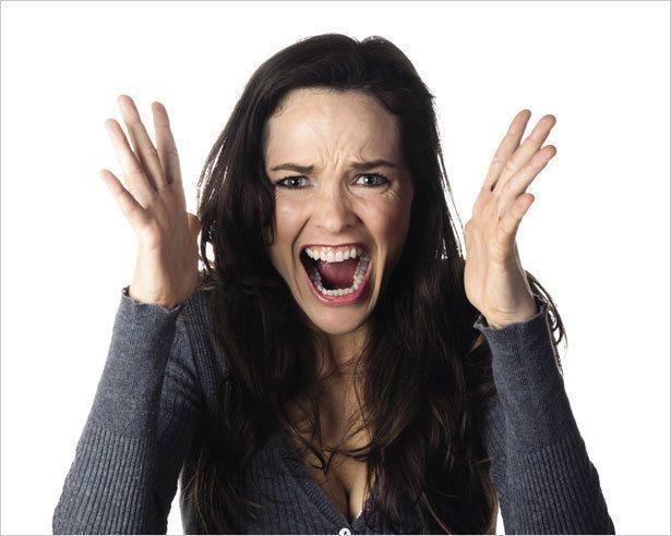 Точка кипения: мамочкина агрессия