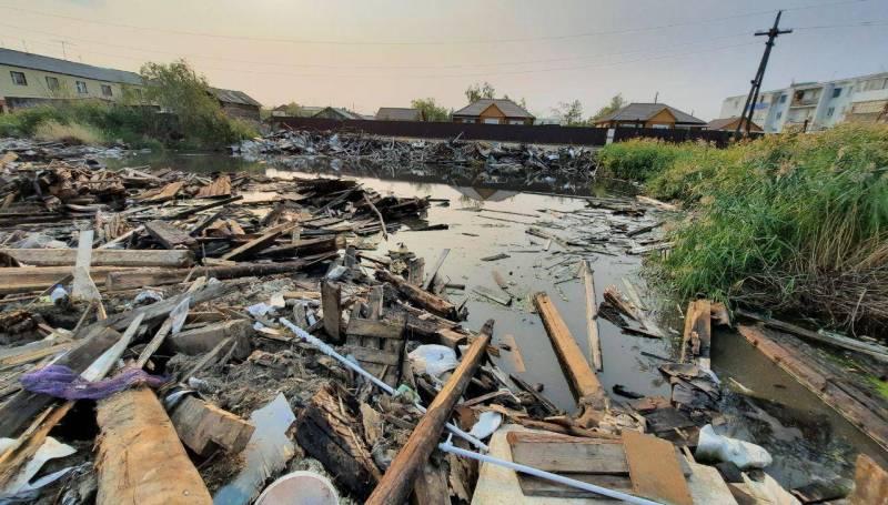 В Якутске суд признал незаконным отсыпку озера в Сайсарах