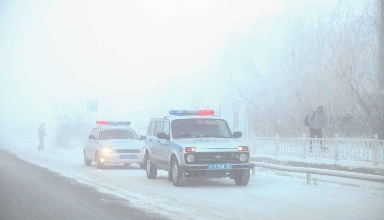 ГАИ Якутска: с начала года угнано 184 автомашины