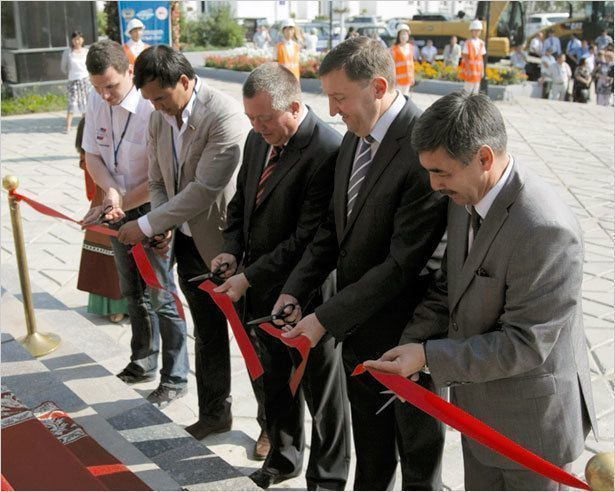В XXI век с дорогами  ОАО «Дорисс»