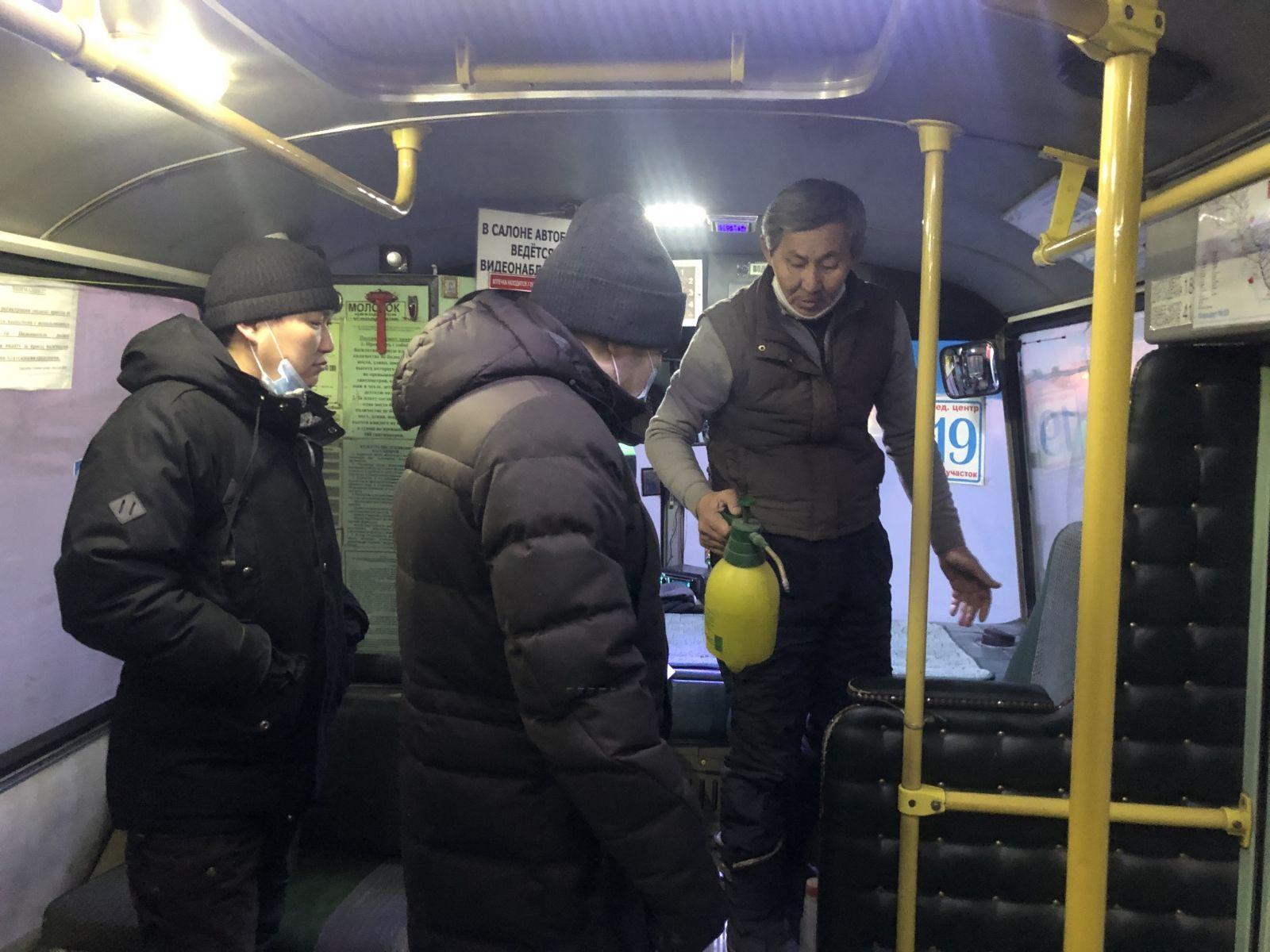 Мэрия Якутска расторгнет контракт с недобросовестными перевозчиками