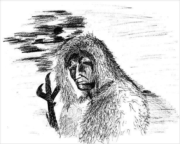 Предания  о шаманах