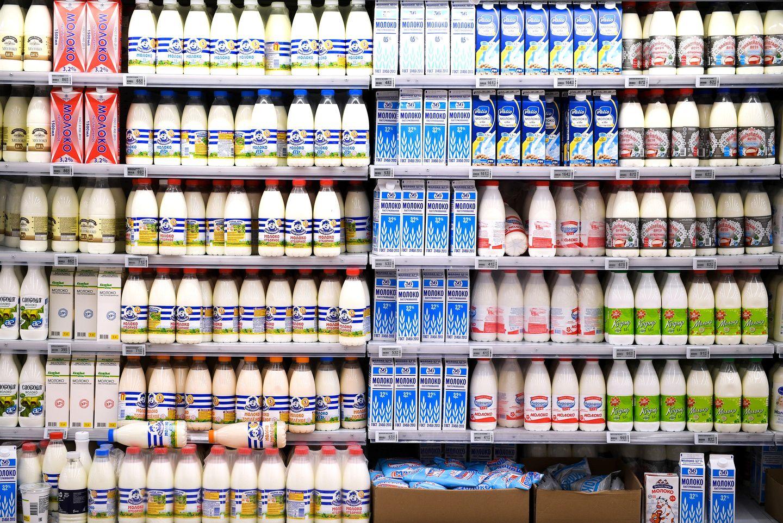Как изменилась маркировка молочной продукции в Якутии