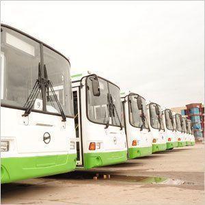 В Якутск пришли новые автобусы
