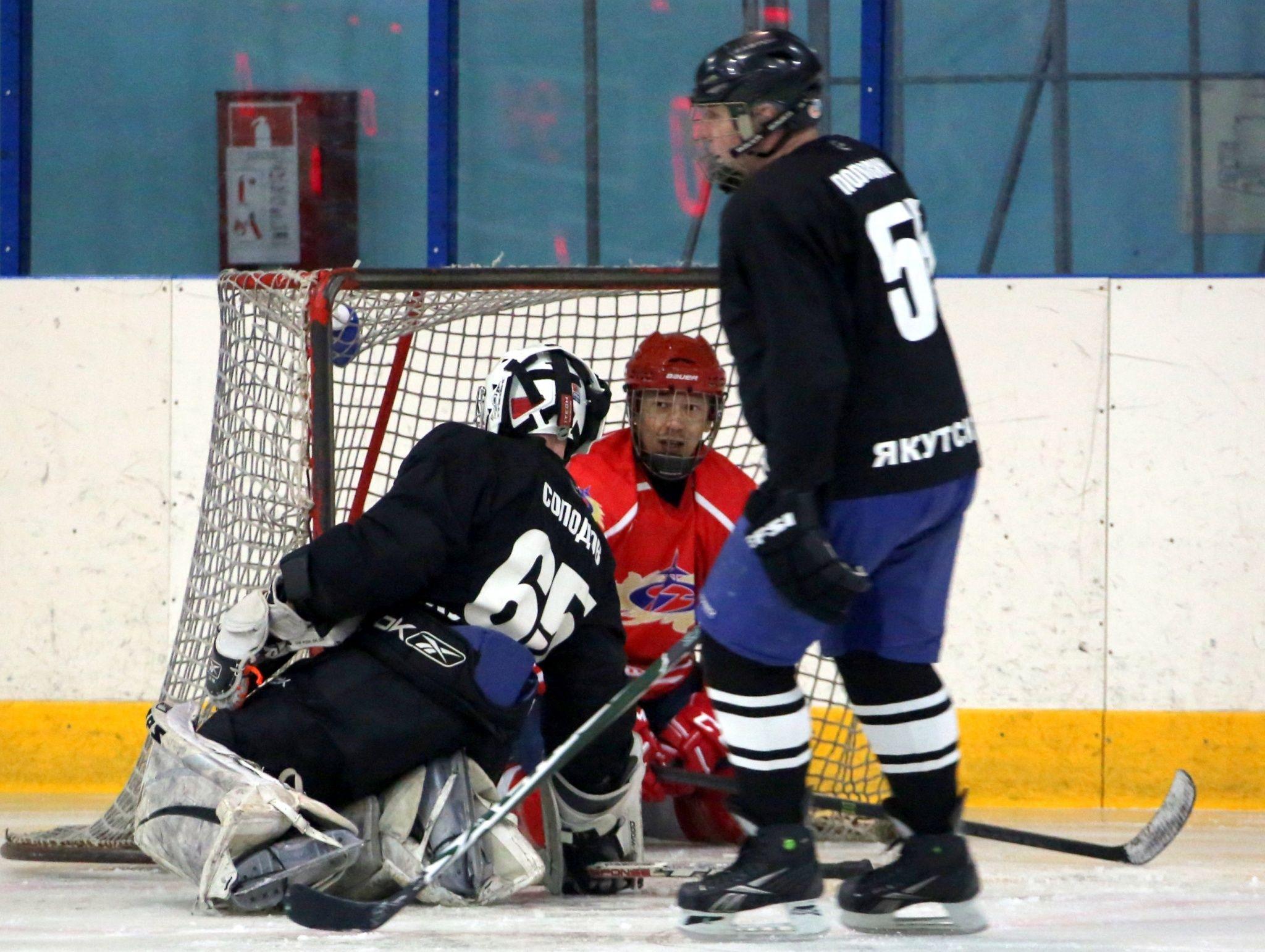 Якутские энергетики-хоккеисты стали победителями