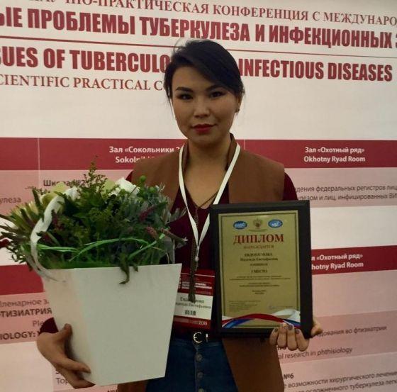 Работа якутского врача признана лучшей в России