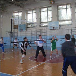 Дни волейбола