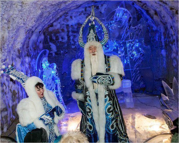 Как упоительна якутская зима!