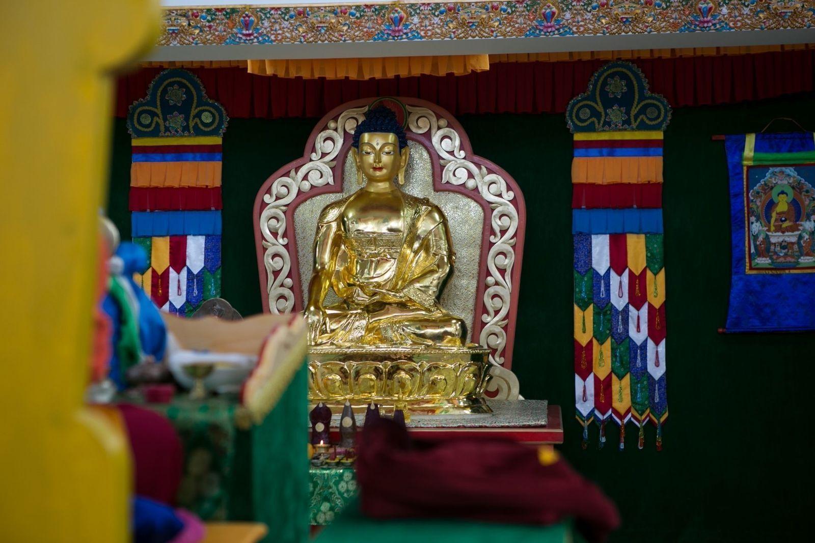 19 февраля встречаем буддийский Новый год!