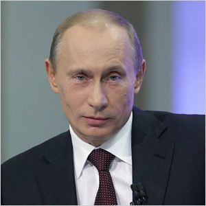 График работы приемной Путина в марте