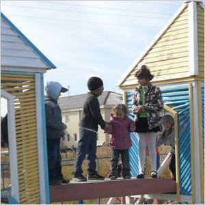 Город-сад - детям Табаги