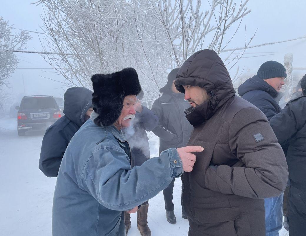 И.о. главы Якутска взял на контроль УК «Столичное»