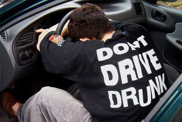 Водитель, опомнись!