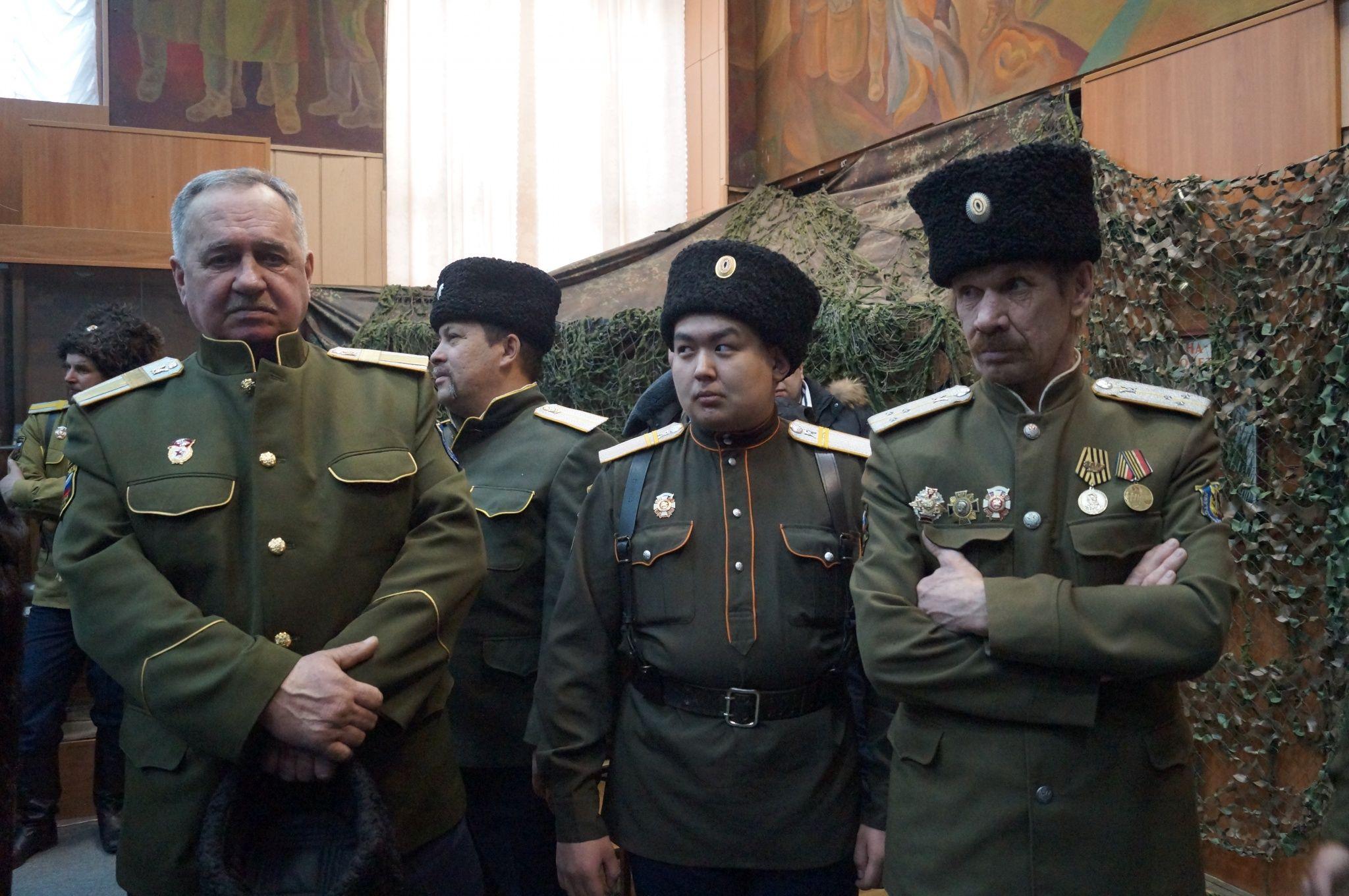 Война в Донбассе глазами якутских добровольцев