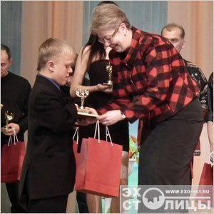 Якутск чествовал победителей в спорте и молодежной политике