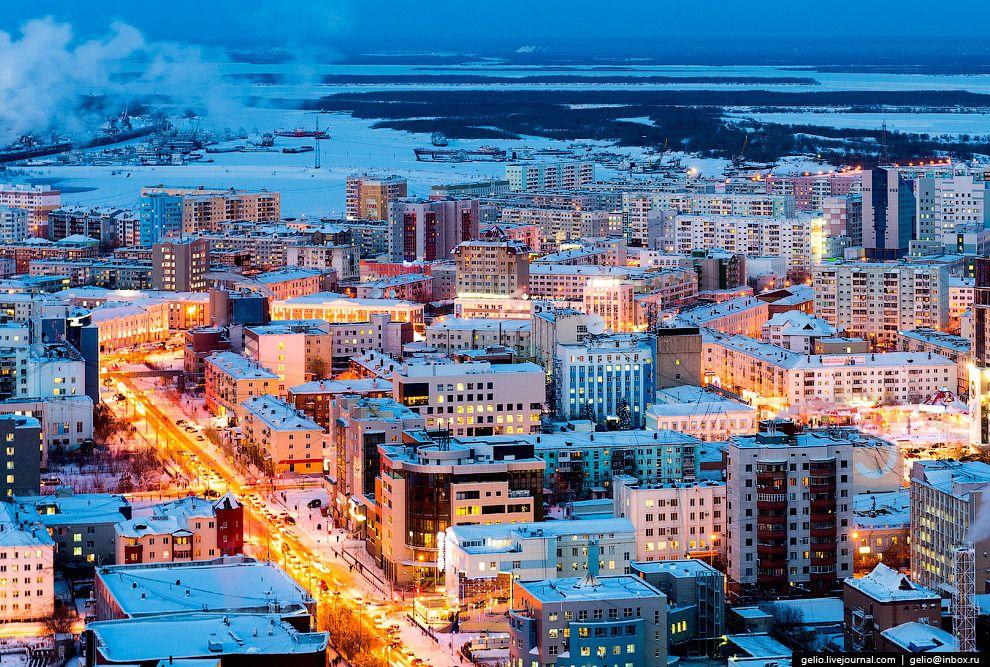 Якутску выделят 100 млрд рублей по новому указу о развитии столицы