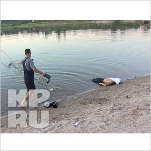 В Казани утонул якутянин