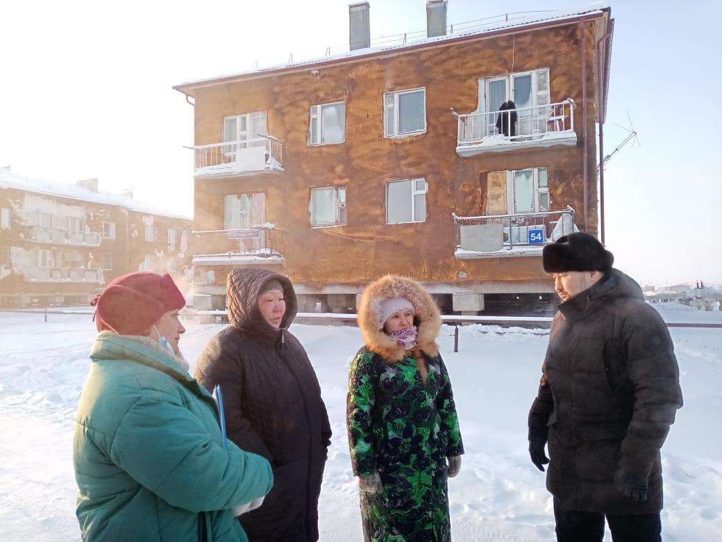 Жители села Кильдямцы жалуются на УК «Туймаада-Сервис»