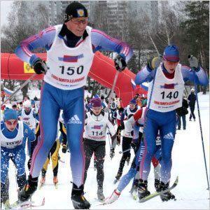 Приглашаем на лыжные гонки!
