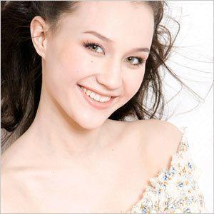 Анастасия Санитарова - вторая красавица страны