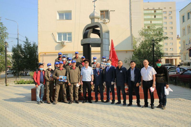К 75-летию победы в ВОВ стартовала патриотическая экспедиция
