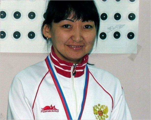Евдокия Каторгина - серебряный призер Кубка России