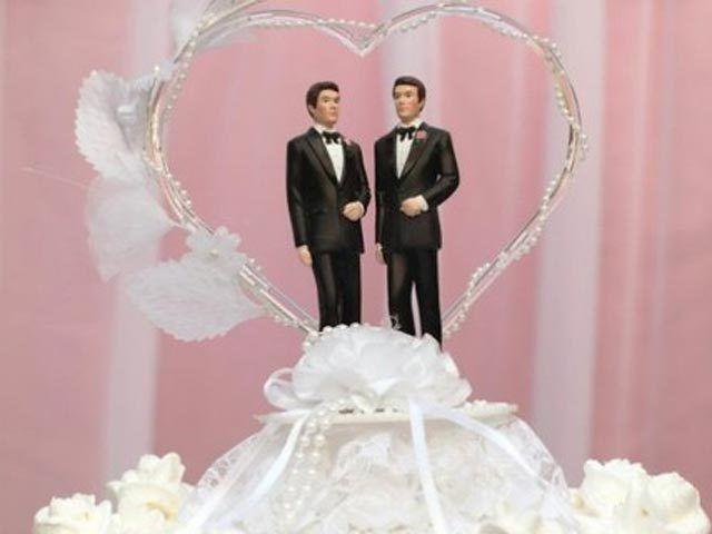 Геям свадьбы не играть!
