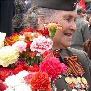 В Центральном чествовали ветеранов