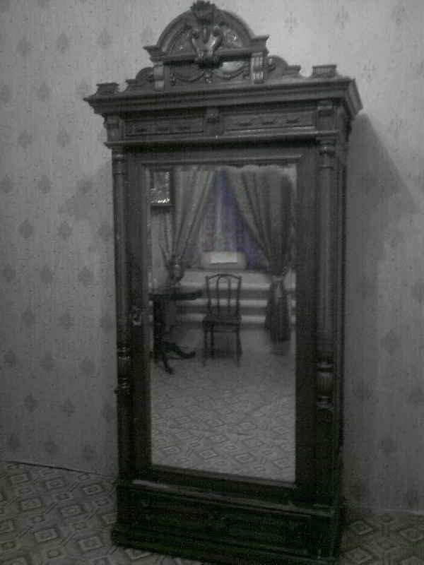 «Нехорошее» зеркало