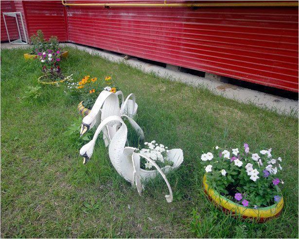 380 добрых дел в Октябрьском округе