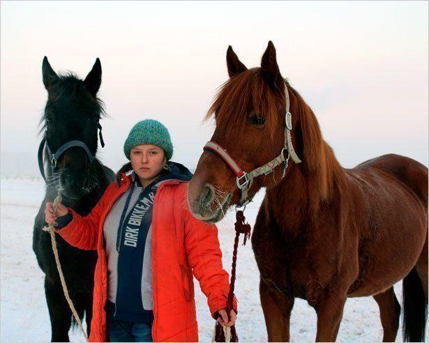 Лошадь –  это личность