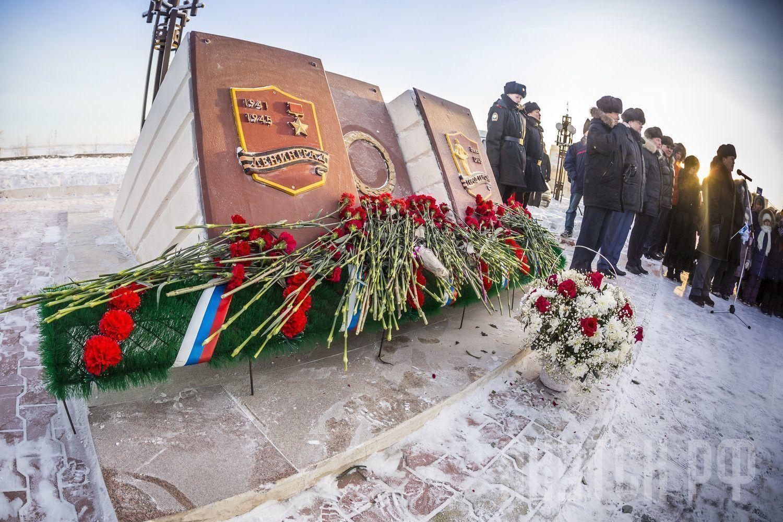 Якутск отметил День освобождения Ленинграда от блокады