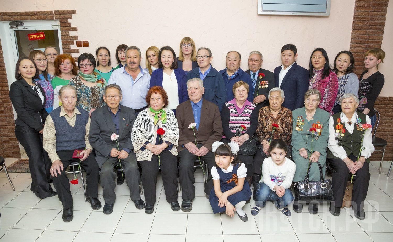 Ветеранам Губинского округа  вручены медали «70 лет Победы»