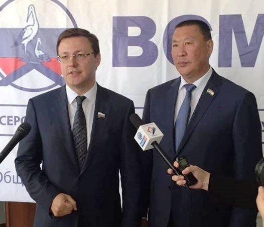 Александр Саввинов: «Мы должны объединить усилия всех региональных отделений ВСМС Дальневосточного округа»